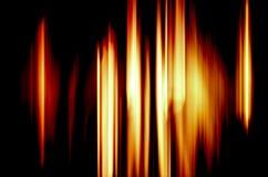 Fondo abstracto - fuego ardiente Fotos de archivo