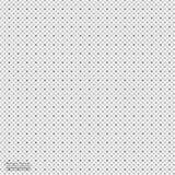 Fondo abstracto geométrico con la línea y Dots Patterns conectados Foto de archivo