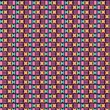 Fondo abstracto geométrico de la imagen del vector Fotografía de archivo libre de regalías