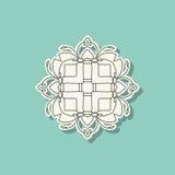 Fondo abstracto geométrico del vector libre illustration