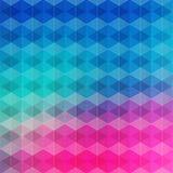Fondo abstracto geométrico moderno. Foto de archivo libre de regalías