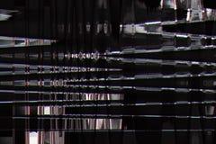 Fondo abstracto gris de la interferencia de la textura Fotos de archivo