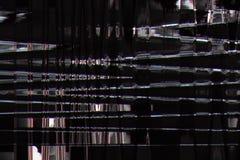 Fondo abstracto gris de la interferencia de la textura Foto de archivo libre de regalías