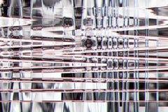 Fondo abstracto gris de la interferencia de la textura Imagenes de archivo