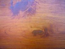 Fondo abstracto hecho con madera Opinión del primer de la madera marrón Imagen de archivo libre de regalías