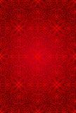 Fondo abstracto inconsútil del estampado de flores, rojo libre illustration