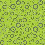 Fondo abstracto inconsútil plano moderno de puntos colocados al azar Foto de archivo libre de regalías