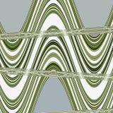 Fondo abstracto irregular de la onda en colores en colores pastel Fotos de archivo libres de regalías