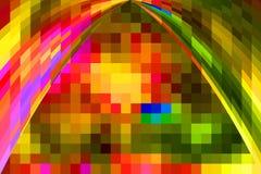 Fondo abstracto multicolor Foto de archivo libre de regalías