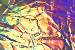 Fondo abstracto olográfico del piso del disco Imagenes de archivo
