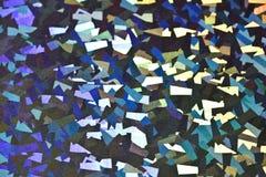 Fondo abstracto olográfico del piso del disco Foto de archivo