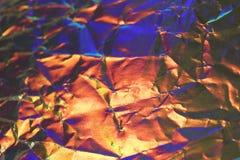 Fondo abstracto olográfico del piso del disco Imagen de archivo