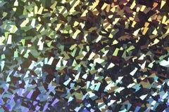 Fondo abstracto olográfico del piso del disco Imagen de archivo libre de regalías