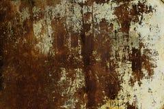 Fondo abstracto oxidado Foto de archivo libre de regalías