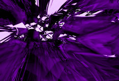Fondo abstracto púrpura Imagenes de archivo