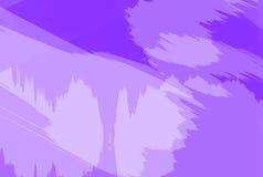Fondo abstracto púrpura de la mancha blanca /negra Fotos de archivo