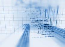Fondo abstracto programado de la tecnología del código del analista de programas informáticos  Imágenes de archivo libres de regalías