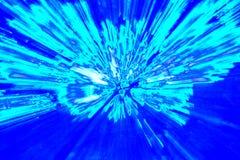 Fondo abstracto que recuerda una energ?a de la explosi?n, multicolor, rayos, foto de archivo libre de regalías