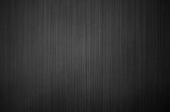 Fondo abstracto rayado negro Imágenes de archivo libres de regalías