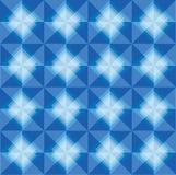 Fondo abstracto retro azul Libre Illustration