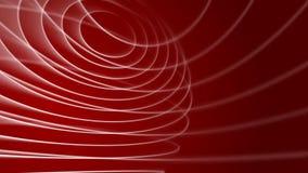 Fondo abstracto rojo almacen de video