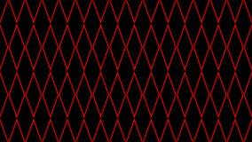 Fondo abstracto rojo del Rhombus libre illustration