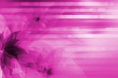 Fondo abstracto rosado Fotografía de archivo libre de regalías
