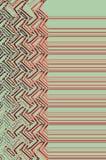 Fondo abstracto rosado verde Imagenes de archivo
