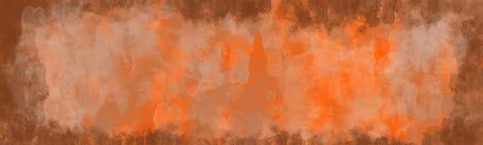 Fondo abstracto, textura del vintage con la frontera libre illustration