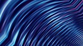 Fondo abstracto textured azul Ilustración del Vector