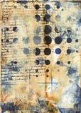 Fondo abstracto texturizado estilo del arte del Grunge