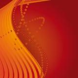 Fondo abstracto (vector) Imagen de archivo