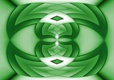Fondo abstracto verde Imágenes de archivo libres de regalías