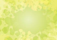 Fondo abstracto verde Imagenes de archivo