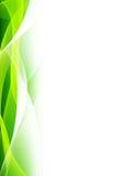 Fondo abstracto verde ilustración del vector