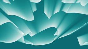 Fondo abstracto verde del movimiento de las luces libre illustration
