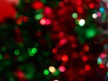 Fondo abstracto verde rojo Fotografía de archivo libre de regalías