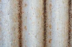 Fondo acanalado de la textura del tablero del amianto Fotos de archivo libres de regalías