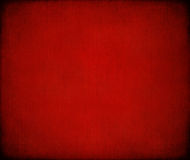 Fondo acanalado veteado rojo sucio de la lona Fotos de archivo libres de regalías