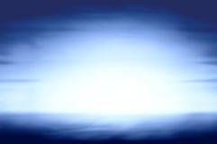 Fondo acodado multi del azul de marina y blanco Imagen de archivo libre de regalías