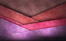 Fondo acodado violeta abstracto. Imagen de archivo