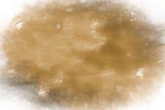 Fondo acrilico astratto della pittura di seppia immagine stock libera da diritti