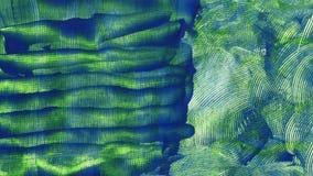 Fondo acrilico dipinto a mano di arti Immagine Stock