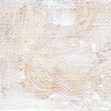 Fondo acrilico strutturato astratto in tonalità beige Fotografia Stock