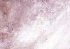Fondo acrilico strutturato astratto in tonalità beige Fotografie Stock