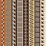 Fondo africano abstracto libre illustration