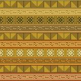 Fondo africano abstracto ilustración del vector