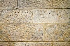 Fondo agradable de la pared de piedra Fotografía de archivo libre de regalías