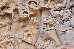 fondo agradable de las piedras Foto de archivo