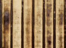 Fondo aherrumbrado de la textura del metal Fotografía de archivo libre de regalías